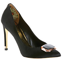 Buy Ted Baker Roquet Evening Court Shoes Online at johnlewis.com