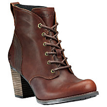 Buy Timberland Trenton Ankle Boots, Brown Online at johnlewis.com