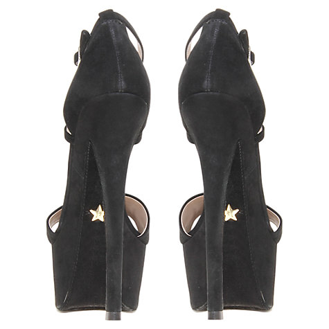 Buy KG by Kurt Geiger Nanette Platform Sandals Online at johnlewis.com