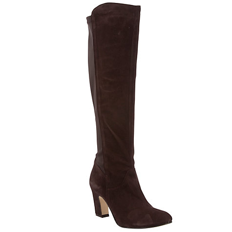 Buy COLLECTION by John Lewis Reese Stretch Knee Boots Online at johnlewis.com