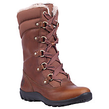 Buy Timberland Mount Hope Calf Boots, Brown Online at johnlewis.com
