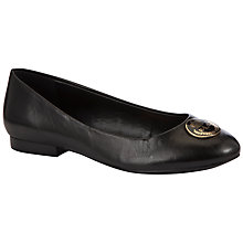 Buy Lauren by Ralph Lauren Averie Ballerina Pumps Online at johnlewis.com