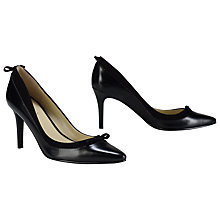 Buy Lauren by Ralph Lauren Valeda Jenny Court Shoes Online at johnlewis.com