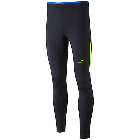 Buy Ronhill Men's Vizion Contour Running Tights Online at johnlewis.com