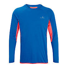 Buy Ronhill Advance Long Sleeve Crew Neck Top Online at johnlewis.com