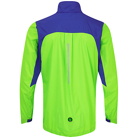 Buy Ronhill Men's Vizion Windlite Jacket, Green/Blue Online at johnlewis.com