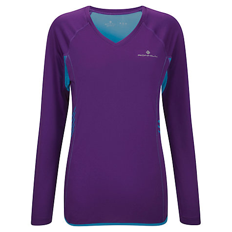 Buy Ronhill Aspiration Long Sleeve Running Top Online at johnlewis.com