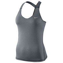 Buy Nike Strappy Knit Tennis Tank Top Online at johnlewis.com