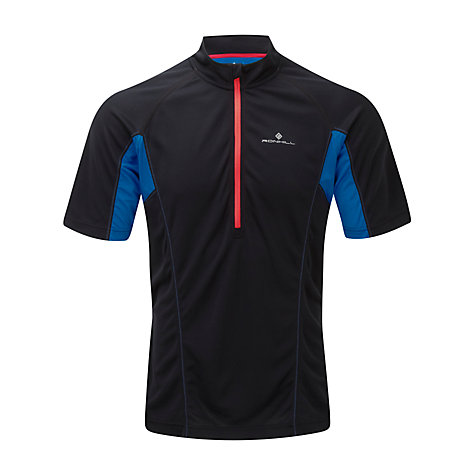 Buy Ronhill Trail Short Sleeve 1/2 Zip Running Top Online at johnlewis.com