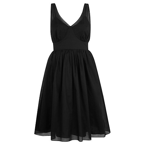 Buy Mint Velvet 50s Dress Online at johnlewis.com