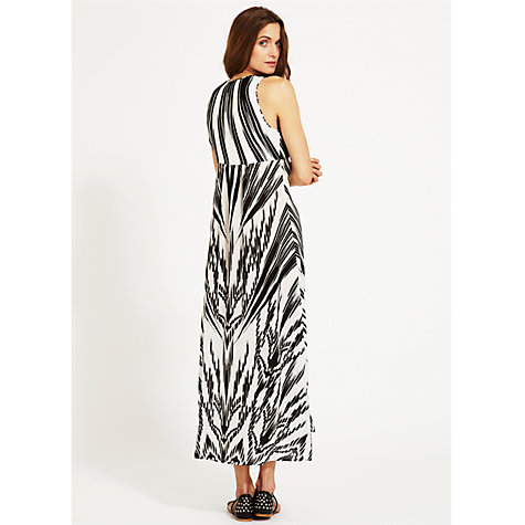 Buy Mint Velvet Dita Printed Maxi Dress, Multi Online at johnlewis.com