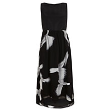 Buy Mint Velvet Skye Printed Dress, Multi Online at johnlewis.com