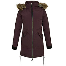 Buy Minimum Amalia Hooded Parka Online at johnlewis.com