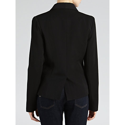 Buy Minimum Donatella Blazer, Black Online at johnlewis.com