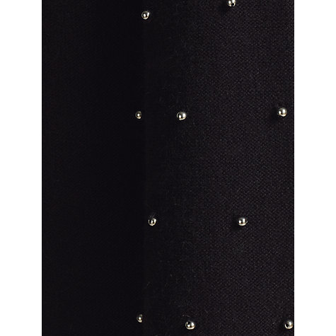 Buy Minimum Bead Jumper, Black Online at johnlewis.com