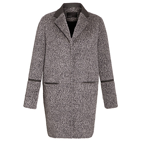 Buy Minimum Pippi Wool Coat, Winter Blue Online at johnlewis.com