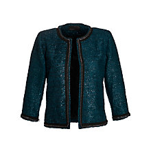 Buy Minimum Bliss Chain Jacket, Asian Green Online at johnlewis.com