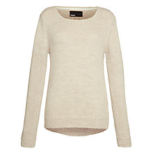 Buy Minimum Mia Rib Jumper, Winter Hazel Online at johnlewis.com