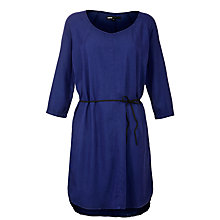 Buy Minimum Andy Dress, Purple Online at johnlewis.com