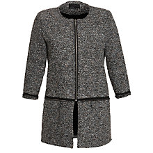 Buy Minimum Cille Chain Jacket, Black Online at johnlewis.com