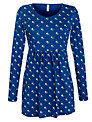 People Tree Tunic Top, Blue