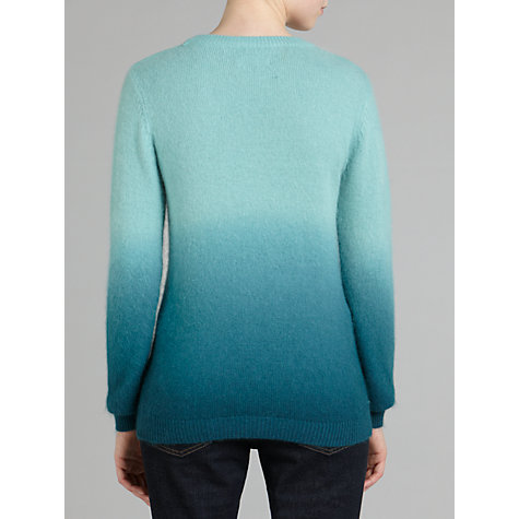 Buy Minimum Dip Dye Jumper, Dusty Mint Online at johnlewis.com
