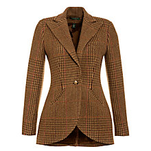 Buy Lauren by Ralph Lauren Riding Jacket, Multi Online at johnlewis.com