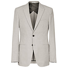 Buy Reiss Bradley Micro Check Cotton Blazer Online at johnlewis.com