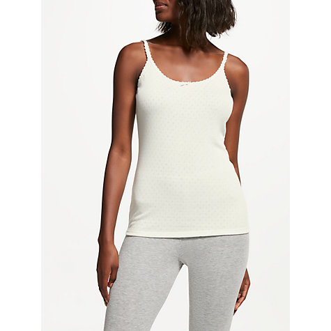 Buy John Lewis Thermal Camisole Online at johnlewis.com