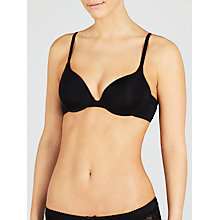 Buy John Lewis Plain T-Shirt Bra Online at johnlewis.com