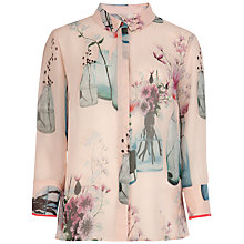 Buy Ted Baker Lexee Shirt, Shell Online at johnlewis.com