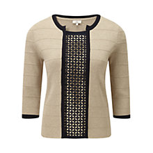 Buy CC Petite Lace Panel Jumper Online at johnlewis.com
