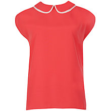 Buy Ted Baker Indeea Peter Pan Top Online at johnlewis.com
