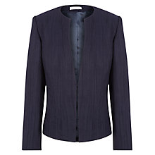 Buy Windsmoor Crinkle Colours Jacket, Blue Online at johnlewis.com