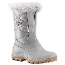 Buy Olang Nancy Snowboots, Silver Online at johnlewis.com