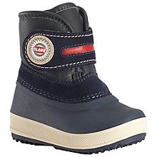 Buy Olang Birba Snow Boots, Navy Online at johnlewis.com