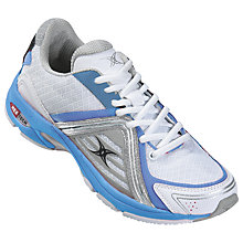 Buy Gilbert Women's Helix Netball Shoes Online at johnlewis.com
