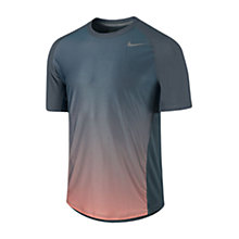 Buy Nike Advantage UV Graphic Crew Neck T-Shirt Online at johnlewis.com