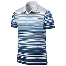 Buy Nike Sphere Stripe Polo Shirt Online at johnlewis.com