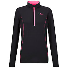 Buy Ronhill Women's Vizion Half Zip Running Top Online at johnlewis.com