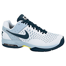 Buy Nike Men's Air Cage Advantage Tennis Shoes Online at johnlewis.com