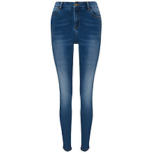 Buy Whistles Maysa Mid Wash Jeans, Denim Online at johnlewis.com