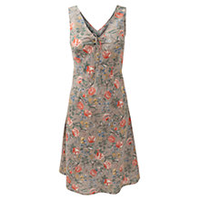 Buy East Lavinia Dress, Jute Online at johnlewis.com