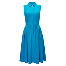 Buy Hobbs Emmeline Dress, Splash Blue Online at johnlewis.com
