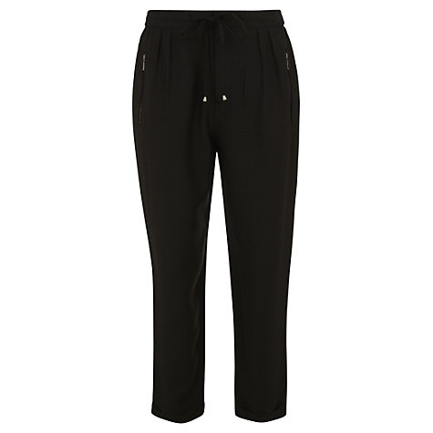Buy Mint Velvet Relaxed Sports Trousers Online at johnlewis.com