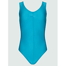 Buy Tappers and Pointers Sleeveless Ruched Leotard Online at johnlewis.com