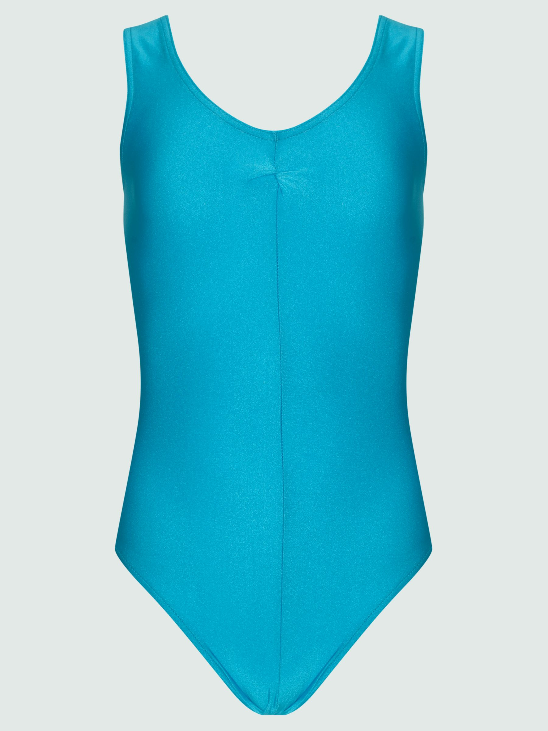 Tappers and Pointers Tappers and Pointers Sleeveless Ruched Leotard