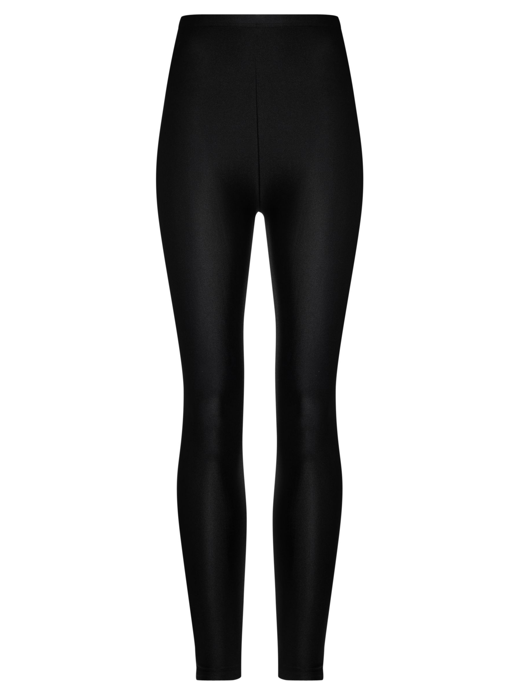 Tappers and Pointers Tappers and Pointers Footless Tights, Black