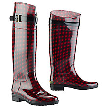 Buy Lauren by Ralph Lauren Rossalyn Print Wellington Boots Online at johnlewis.com
