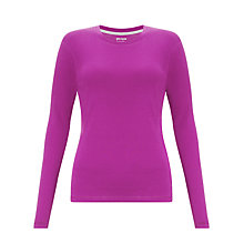 Buy John Lewis Crew Neck Jersey Top Online at johnlewis.com
